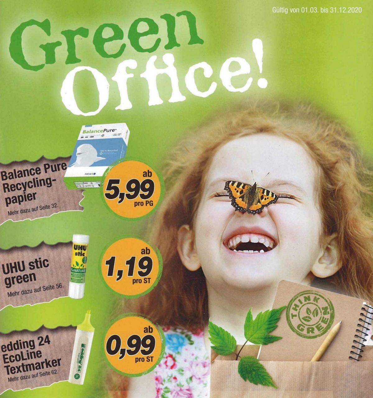 Green Office Produkte