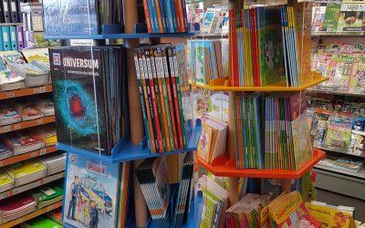 Mal-, Lern- und Wissensbücher